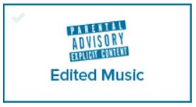 Edited Music